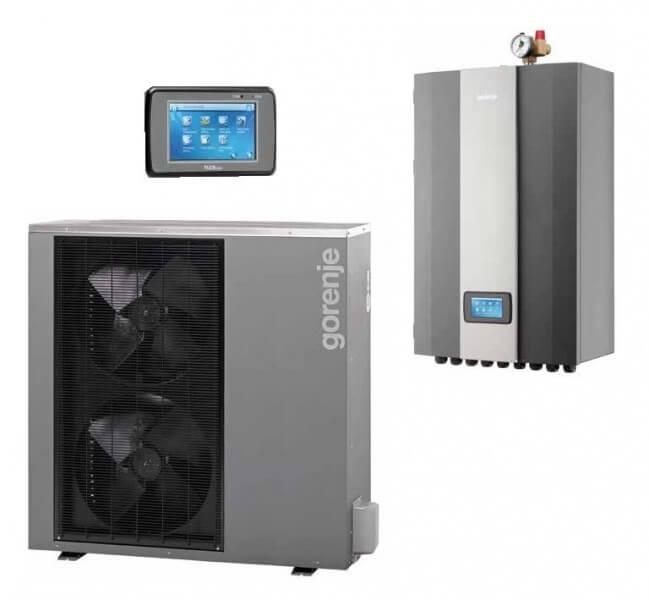 Slika izdelka Gorenje Aerogor Eco Inverter Evi 15 A