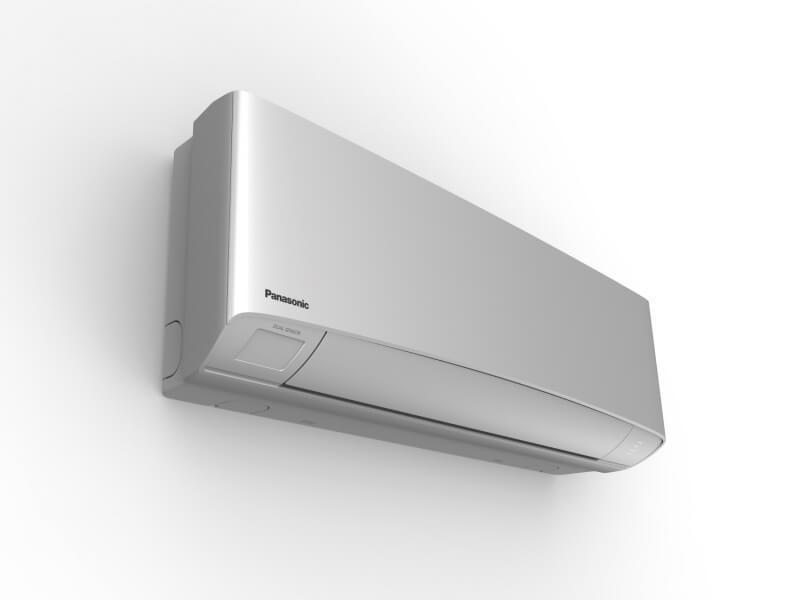 Slika izdelka Panasonic serija ETHEREA inverter plus - Srebrna KIT-XZ35-VKE  Plin R32 Wi-Fi