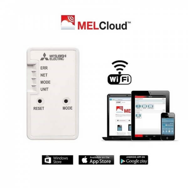 Slika izdelka Mitsubishi MELCloud